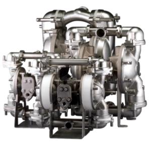 SET1 Metallic Pump