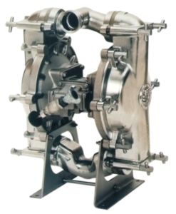 SSA2 Metallic Pump