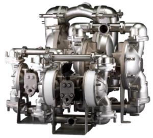 SSB1 Metallic Pump
