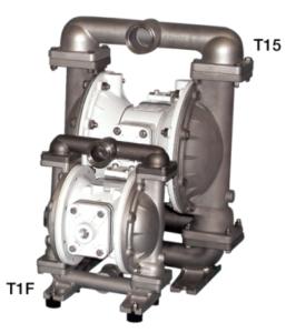 T1F Metallic Pump